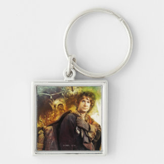BILBO BAGGINS™ & The Company of Dwarves Graphic Keychain