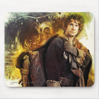 BILBO BAGGINS™ & The Company of Dwarves Graphic Mouse Pad