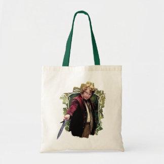 BILBO BAGGINS™ with Sword Budget Tote Bag