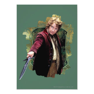 BILBO BAGGINS™ with Sword Card