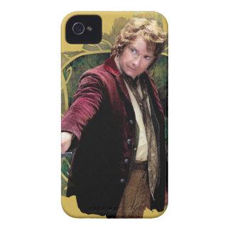 BILBO BAGGINS™ with Sword Case-Mate iPhone 4 Case