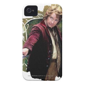 BILBO BAGGINS™ with Sword iPhone 4 Case