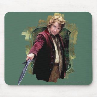 BILBO BAGGINS™ with Sword Mouse Pad