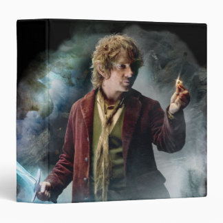 BILBO BAGGINS™ With The Ring 3 Ring Binder