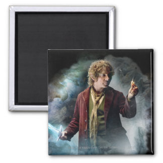 BILBO BAGGINS™ With The Ring Magnet
