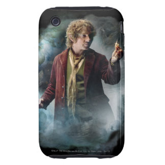 BILBO BAGGINS™ With The Ring Tough iPhone 3 Case