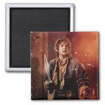 Bilbo Character Poster 3 Refrigerator Magnet