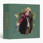 Bilbo con la espada