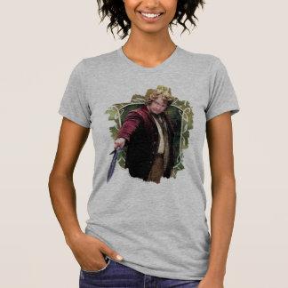 Bilbo con la espada camiseta