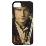 Bilbo con la espada iPhone 5 Case-Mate coberturas