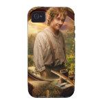 Bilbo en collage del condado Case-Mate iPhone 4 carcasa