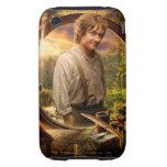 Bilbo en collage del condado tough iPhone 3 carcasas