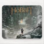 Bilbo en Erebor Alfombrilla De Ratón