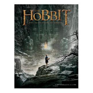Bilbo en Erebor Postales