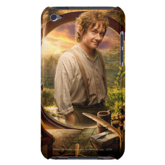 Bilbo in Shire Collage iPod Touch Cases