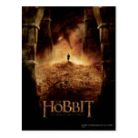 Bilbo in the Eye of Smaug Post Card