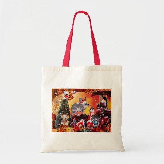 Bilby Christmas Tote Bag