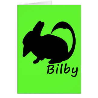 Bilby Gifts Card