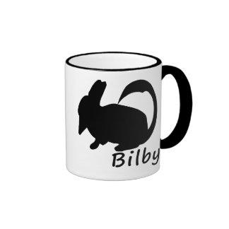 Bilby Gifts Ringer Mug