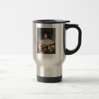 Bildnis der Lady Walls Travel Mug