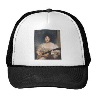 Bildnis der Lady Walls Trucker Hat