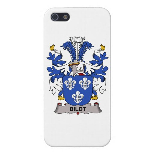 Bildt Family Crest iPhone 5/5S Covers