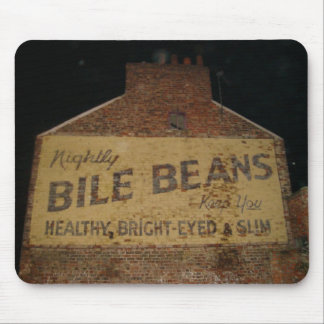 Bile Beans Mouse Pad
