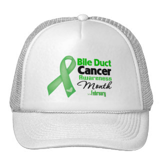Bile Duct Cancer Awareness Month Trucker Hats