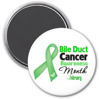 Bile Duct Cancer Awareness Month Magnets