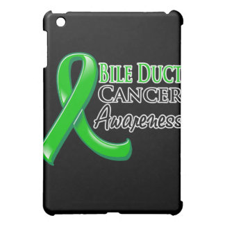 Bile Duct Cancer Awareness Ribbon iPad Mini Case