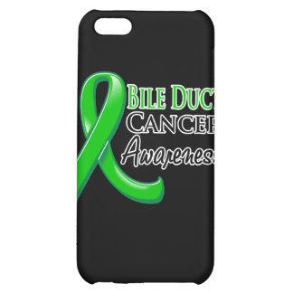 Bile Duct Cancer Awareness Ribbon iPhone 5C Covers