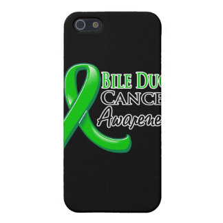 Bile Duct Cancer Awareness Ribbon iPhone 5 Cover