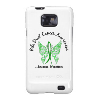 Bile Duct Cancer Butterfly 6.1 Galaxy SII Cover