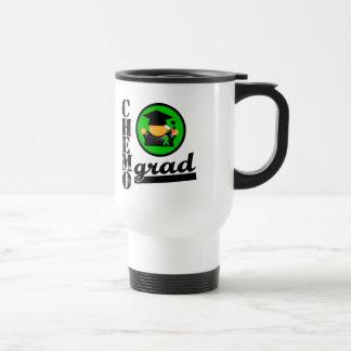 Bile Duct Cancer Chemo Grad Coffee Mugs