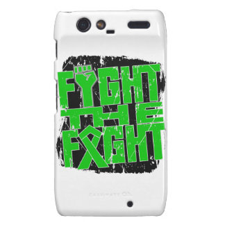 Bile Duct Cancer Fight The Fight Motorola Droid RAZR Covers