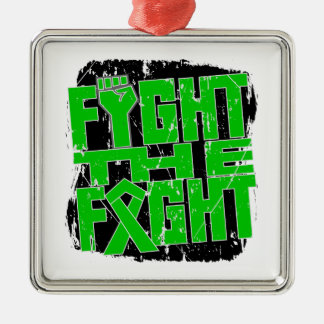 Bile Duct Cancer Fight The Fight Christmas Tree Ornaments