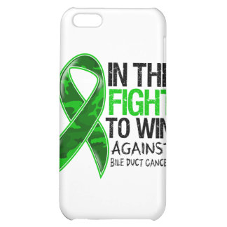 Bile Duct Cancer - Fight To Win iPhone 5C Case