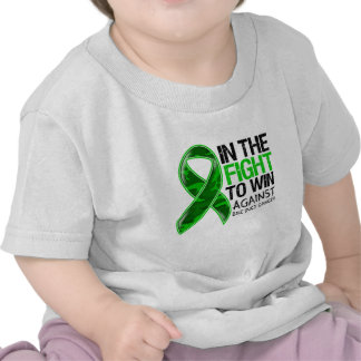 Bile Duct Cancer - Fight To Win Tee Shirts