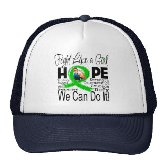 Bile Duct Cancer Fight We Can Do It Trucker Hat