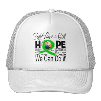Bile Duct Cancer Fight We Can Do It Mesh Hats