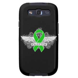 Bile Duct Cancer Fighter Wings Galaxy SIII Cover