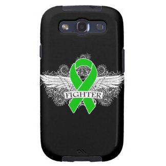 Bile Duct Cancer Fighter Wings Galaxy S3 Covers