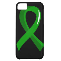 Bile Duct Cancer Green Ribbon 3 Case For iPhone 5C