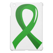 Bile Duct Cancer Green Ribbon 3 Cover For The iPad Mini