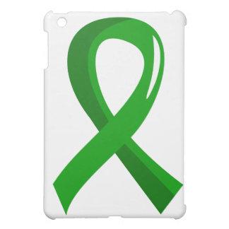 Bile Duct Cancer Green Ribbon 3 iPad Mini Covers