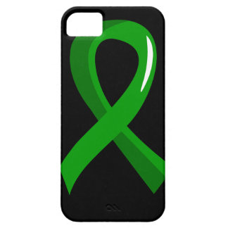 Bile Duct Cancer Green Ribbon 3 iPhone SE/5/5s Case
