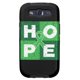 Bile Duct Cancer HOPE Cube Galaxy S3 Cover