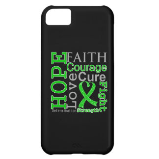Bile Duct Cancer Hope Faith Motto iPhone 5C Case