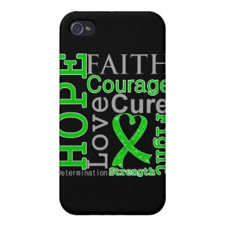 Bile Duct Cancer Hope Faith Motto iPhone 4/4S Covers