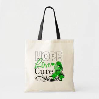 Bile Duct Cancer Hope Love Cure Bag